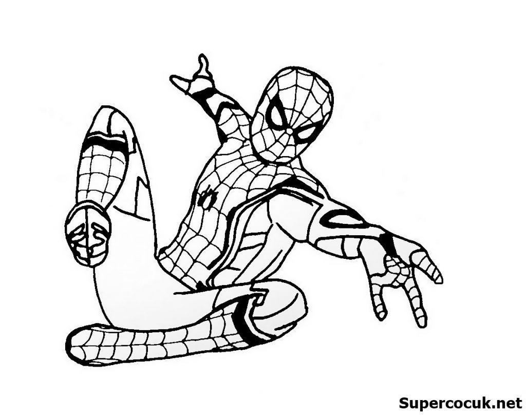 Ausmalbilder Spiderman & Spider-Man und Aktivitätsbuch  Super