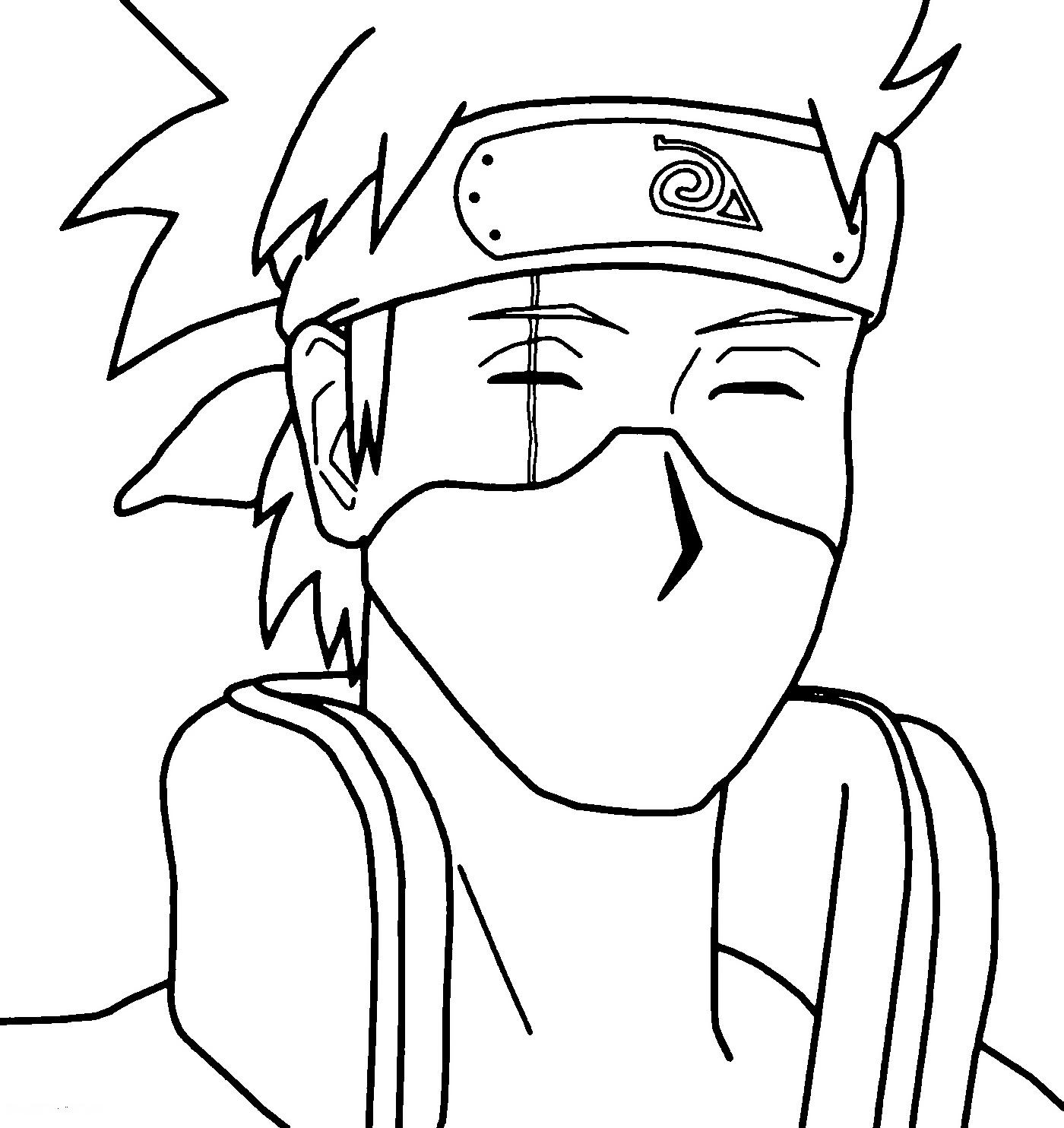 Naruto Malvorlagen für Kinder - Beste Wahl  Super Malvorlagen